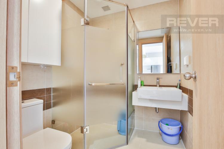 Toilet Căn hộ RiverGate Residence 2 phòng ngủ tầng cao tháp A view sông