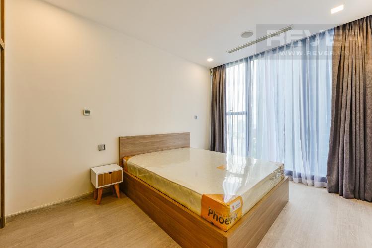 Phòng ngủ Cho thuê căn hộ Vinhomes Golden River tầng cao, 1PN, view sông