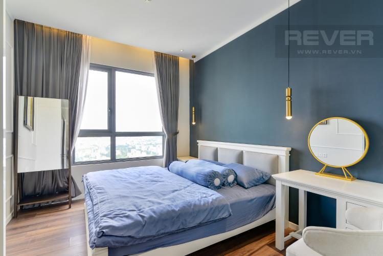 Phòng Ngủ 2 Cho thuê căn hộ Diamond Island - Đảo Kim Cương 3PN, tháp Bora Bora, đầy đủ nội thất, view sông thoáng đãng