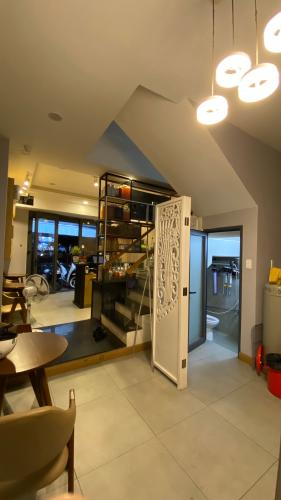 Phòng bếp nhà phố Quận 3 Nhà phố mặt tiền đường Hoàng Sa diện tích đất 45m2, sổ hồng đầy đủ