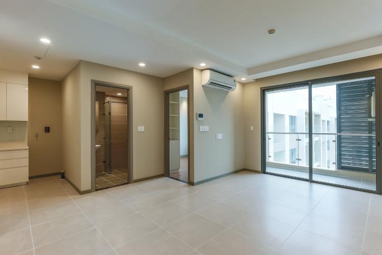 Căn hộ The Gold View 1 phòng ngủ tầng cao A3 nhà trống