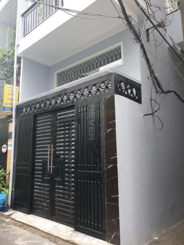 Nhà phố Trần Khắc Chân, Phú Nhuận  Nhà phố mặt tiền đường Trần Khắc Chân, diện tích 24m2, thiết kế hiện đại