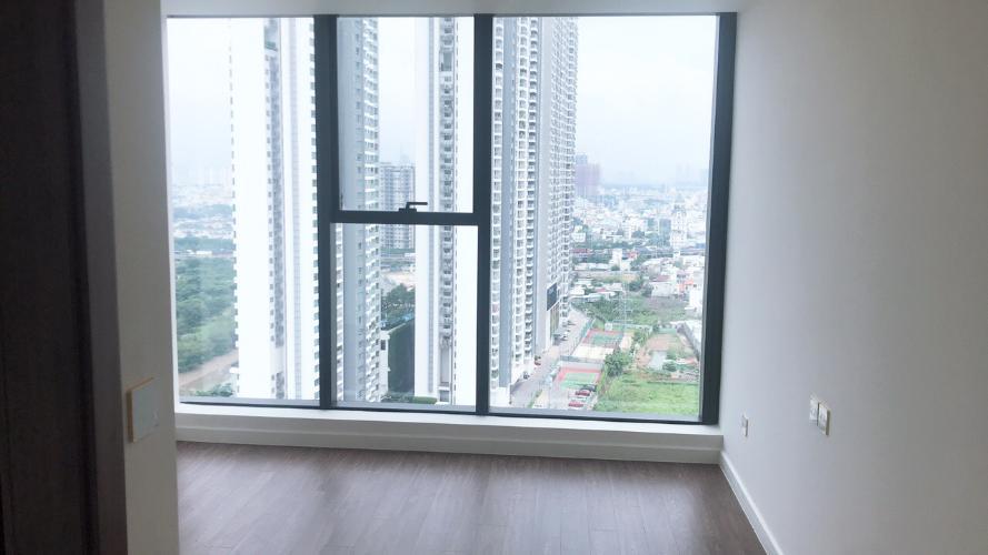 Phòng ngủ căn hộ Sunshine City Saigon Office-tel Sunshine City Sài Gòn tầng cao, view Phú Mỹ Hưng, Q1.