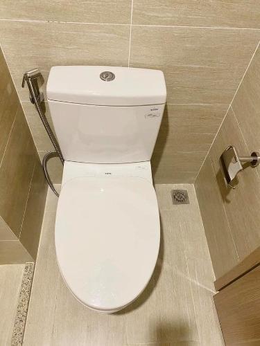 Toilet Vinhomes Grand Park Quận 9 Căn hộ Vinhomes Grand Park tầng 8, nội thất cơ bản.