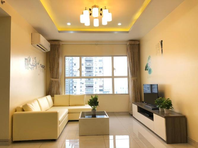 Bán căn hộ Sunrise City 2PN, tầng 17, đầy đủ nội thất, view thoáng