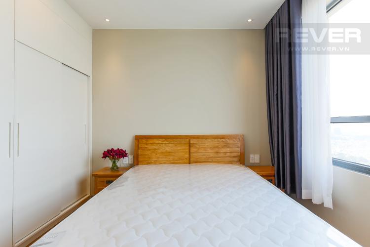 Phòng Ngủ 1 Căn hộ The Gold View 2 phòng ngủ tầng cao A1 view sông