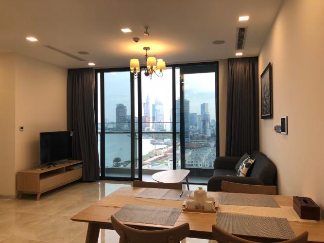 Bán căn hộ Vinhomes Golden River tầng trung view đẹp, diện tích 72m2