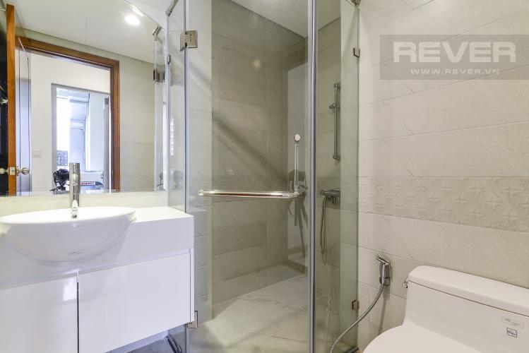 Phòng Tắm 1 Căn hộ Vinhomes Central Park 2 phòng ngủ tầng cao C3 view nội khu