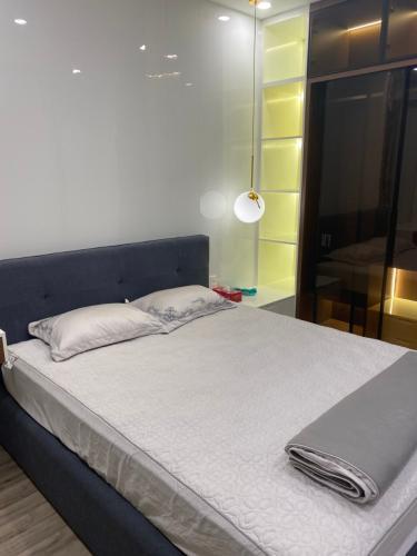 Phòng ngủ chính căn hộ Sunrise Riverside Bán căn hộ Sunrise Riverside diện tích 83m2, sổ hồng đầy đủ