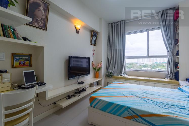 Phòng Ngủ Bán căn hộ Lexington Residence tầng thấp, 1PN, nội thất đầy đủ
