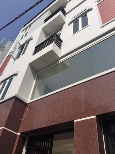 Tòa nhà căn hộ dịch vụ Chu Văn An, Bình Thạnh Căn hộ dịch vụ Chu Văn An đầy đủ nội thất, gần chợ Bà Chiểu.
