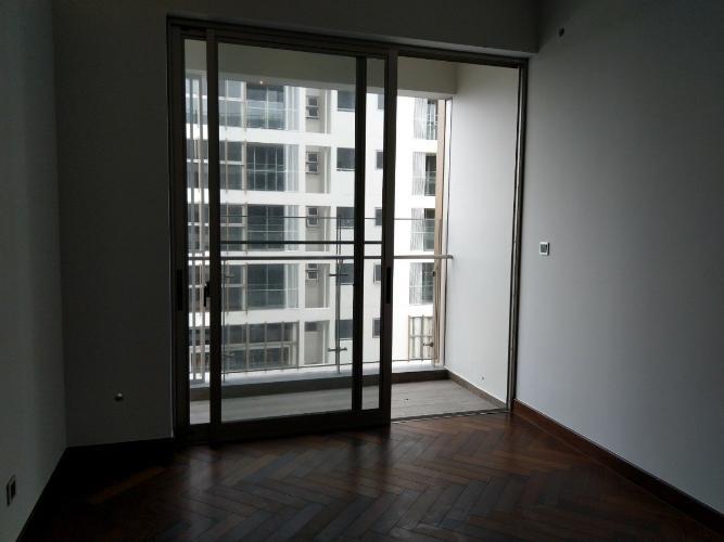 phòng ngủ căn hộ midtown Căn hộ Phú Mỹ Hưng Midtown nội thất cơ bản, view nội khu thoáng mát.
