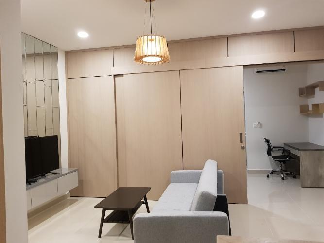 Cho thuê căn hộ Sunrise CityView tầng trung, diện tích 45m2 - 1 phòng ngủ, đầy đủ nội thất