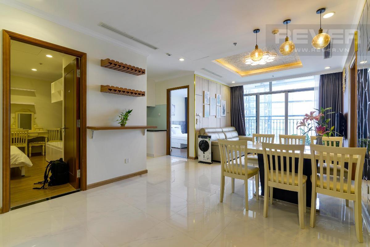 073e71578ad36c8d35c2 Cho thuê căn hộ Vinhomes Central Park 3PN, tầng cao, đầy đủ nội thất, view sông thông thoáng