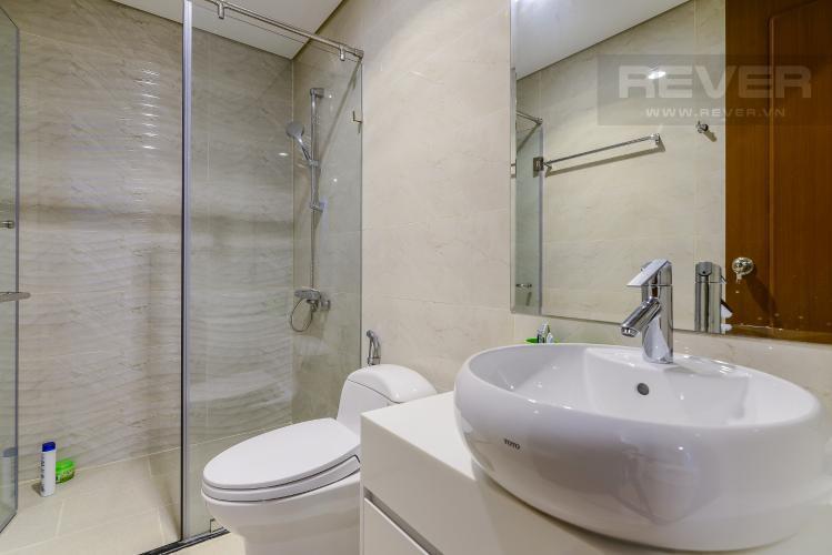 Phòng Tắm 2 Cho thuê căn hộ Vinhomes Central Park tầng cao, 2PN đầy đủ nội thất, tiện nghi, view nội khu