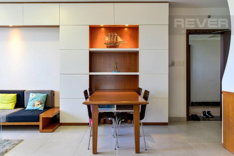 Phòng Ăn Cho thuê căn hộ Lexington Residence 3PN, tháp LA, đầy đủ nội thất, view hồ bơi