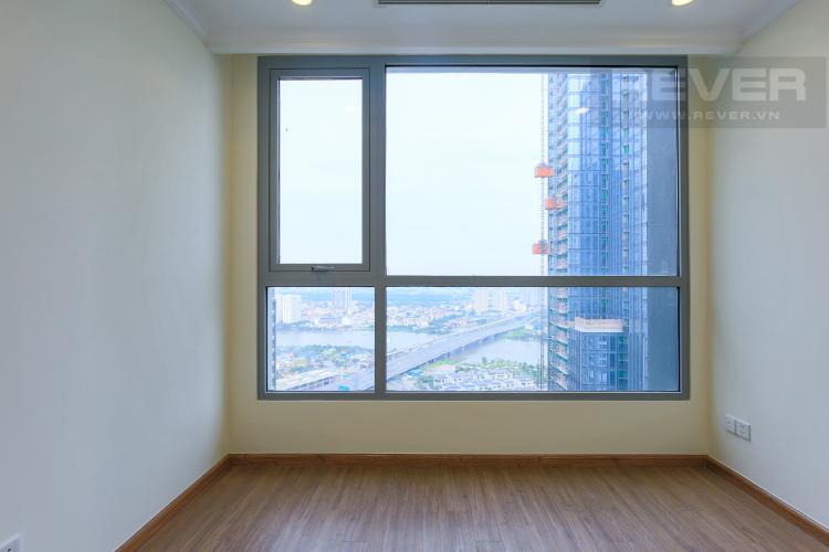Phòng Ngủ 2 Căn hộ Vinhomes Central Park 2 phòng ngủ tầng cao L3 view sông