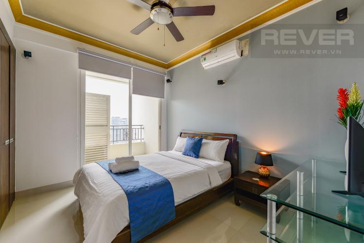 Phòng ngủ 3 Penthouse The Manor 4 phòng ngủ tầng cao AW nội thất đầy đủ