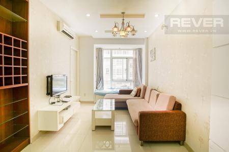 Bán hoặc cho thuê căn hộ Sky Garden 2PN, tầng thấp, đầy đủ nội thất, view công viên nội khu