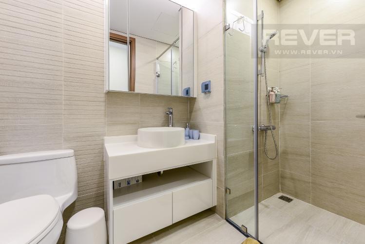 Phòng tắm 1 Căn hộ Vinhomes Central Park 3 phòng ngủ tầng cao P3 hướng Bắc