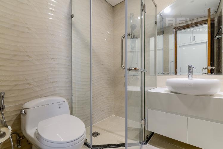Phòng Tắm 2 Căn góc Vinhomes Central Park 3 phòng ngủ tầng cao L6 view sông