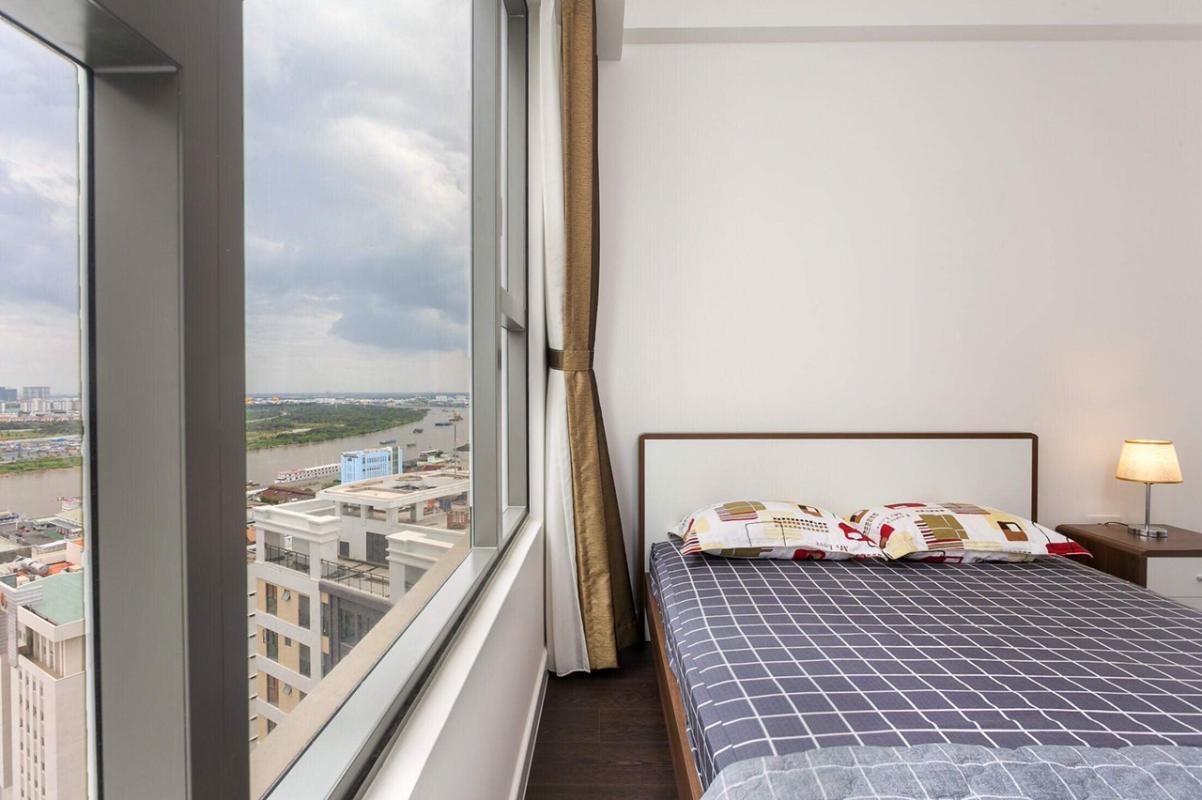 45ee3786c5ed23b37afc Cho thuê căn hộ The Tresor 2 phòng ngủ, tháp TS1, đầy đủ nội thất, view sông Sài Gòn