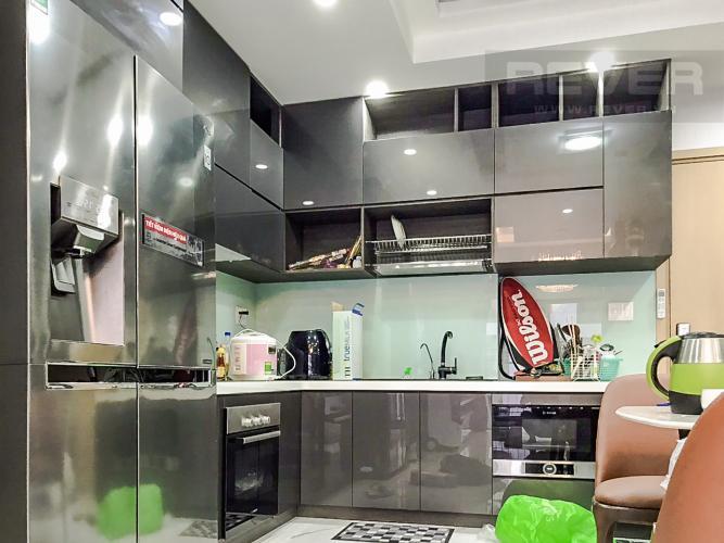 Phòng Bếp Bán hoặc cho thuê căn hộ M-One Nam Sài Gòn, 77,71m2 3PN 2WC, đầy đủ nội thất