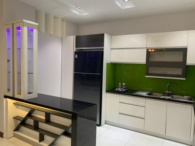 Phòng bếp nhà phố Nhà phố đường Nguyễn Tư Giản hướng Đông Nam, hẻm 5m thoáng rộng