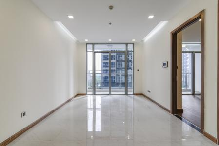 Officetel Vinhomes Central Park 1 phòng ngủ tầng thấp Park 7