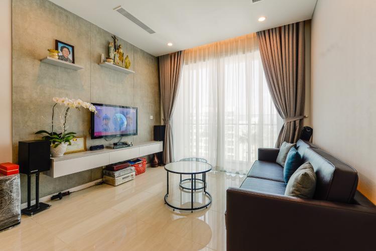 Căn hộ Sadora Sala Đại Quang Minh 2PN đầy đủ nội thất, view hồ bơi và công viên