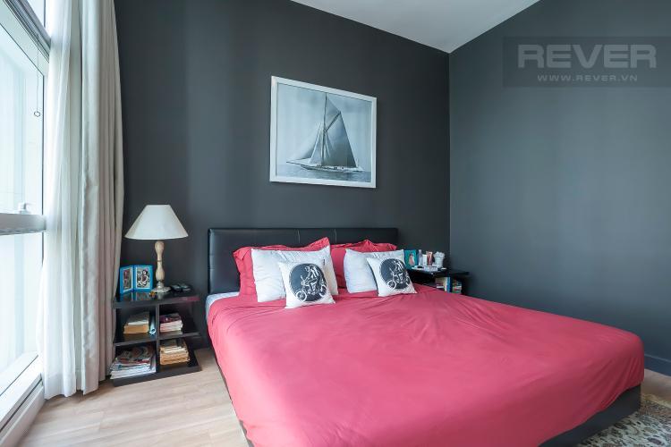 Phòng Ngủ 3 Căn hộ Estella Residence 3 phòng ngủ tầng thấp view hồ bơi