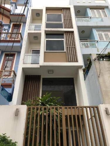 Bán nhà phố Đường Đinh Bộ Lĩnh, phường 26, Bình Thạnh, diện tích đất 85.1m2, diện tích sử dụng 246.2m2.
