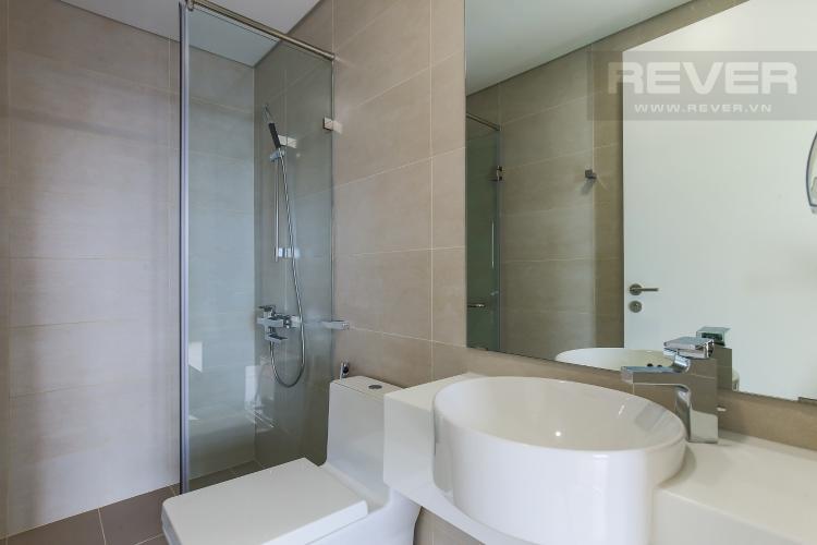 Phòng Tắm 2 Căn hộ Masteri Millennium tầng cao view sông, 2PN, nội thất cơ bản