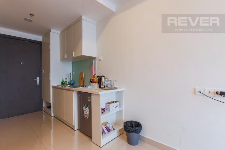 Phòng Bếp Bán căn office-tel RiverGate Residence 1PN, đầy đủ nội thất, view đẹp