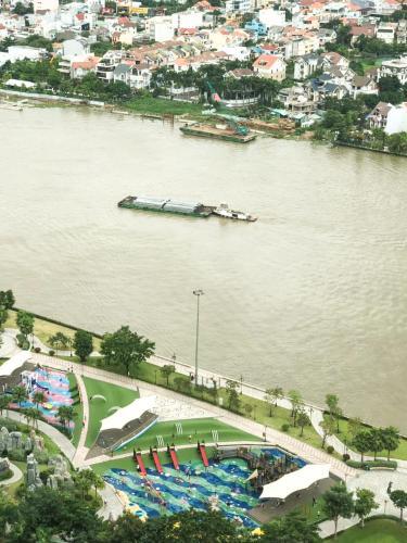 2.jpg Cho thuê căn hộ Vinhomes Central Park 2PN, tháp Park 1, đầy đủ nội thất, view công viên và sông thoáng mát