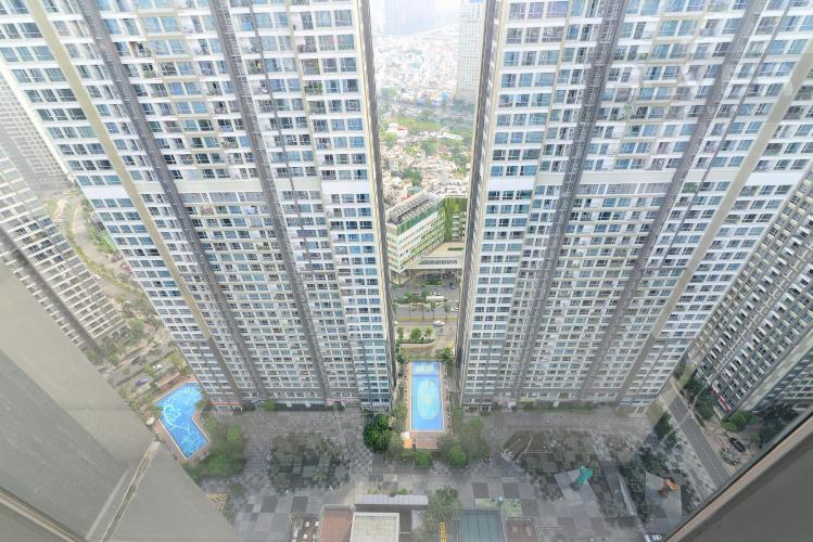 a74ced1e651d8343da0c Cho thuê căn hộ Vinhomes Central Park 2PN, tháp Landmark 81, đầy đủ nội thất, hướng Đông Nam, view hồ bơi