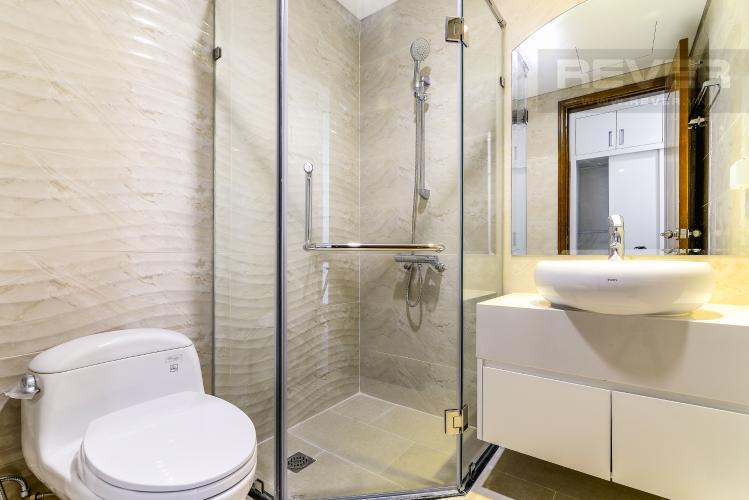Phòng  Tắm 2 Căn hộ Vinhomes Central Park 2 phòng ngủ tầng cao L5 view hướng Tây Bắc