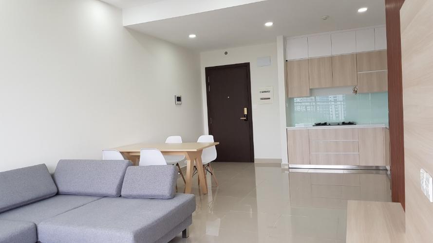 bếp căn hộ Sunrise Riverside Cho thuê căn hộ Sunrise Riverside thiết kế hiện đại, nội thất nổi bật.