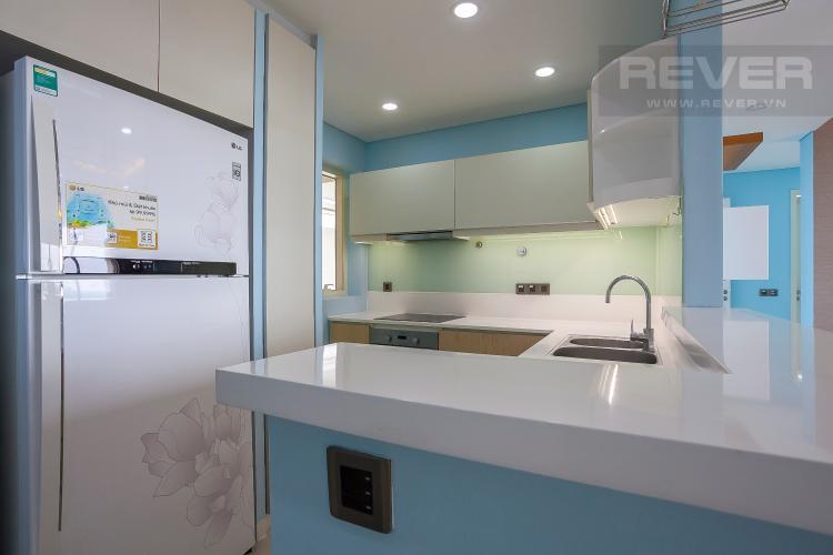 Nhà Bếp Căn hộ The Estella Residence 3 phòng ngủ tầng trung 4A hướng Nam