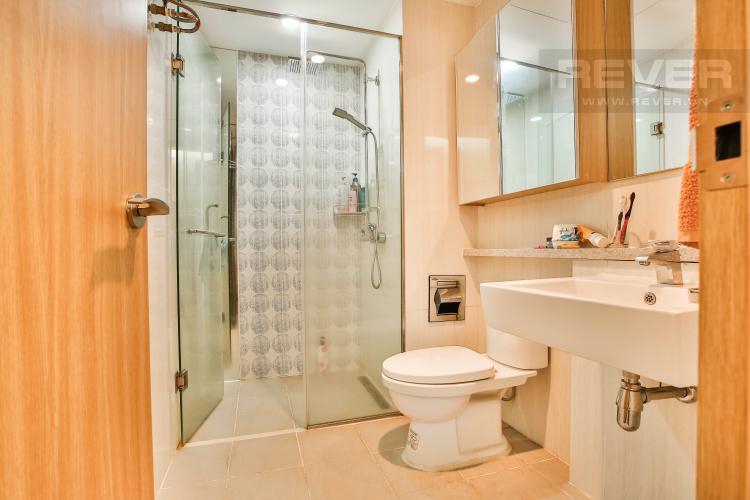 Toilet Căn hộ Cantavil Premier tầng cao D2 thiết kế đẹp, sang trọng, đầy đủ tiện nghi
