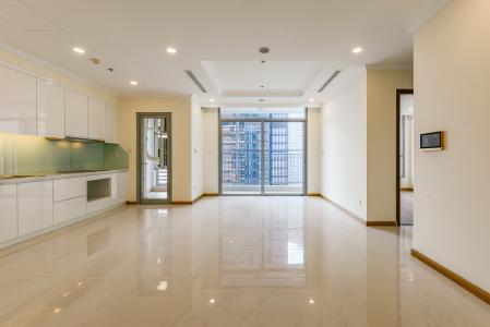 Căn góc Vinhomes Central Park 3 phòng ngủ tầng cao Landmark 6