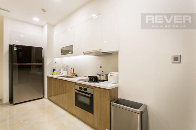 Nhà Bếp Cho thuê căn hộ Vinhomes Golden River 3PN, tháp The Luxury 6, view thành phố tuyệt đẹp