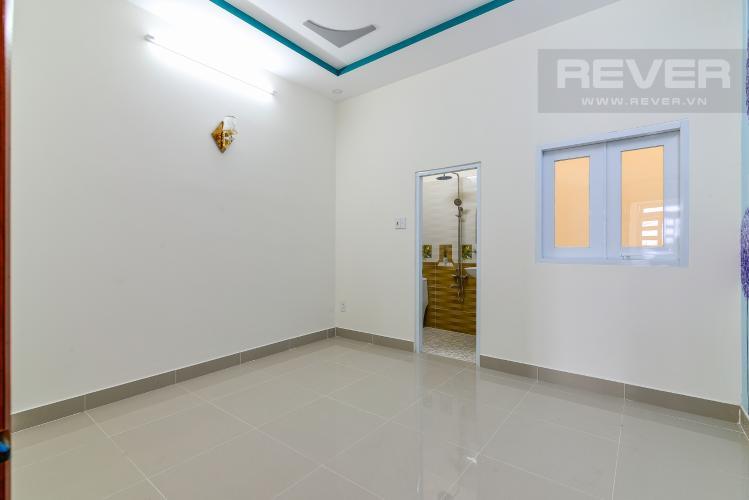 Phòng Ngủ 3 Bán nhà phố đường nội bộ Bùi Quang Là, 2 tầng 4PN, nội thất cơ bản, diện tích sử dụng 150m2