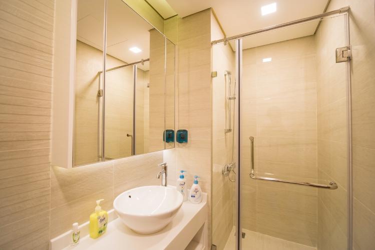 Toilet căn hộ Vinhomes Central Park Bán căn hộ Vinhomes Central Park 2PN, tháp The Central 3, diện tích 76m2, đầy đủ nội thất