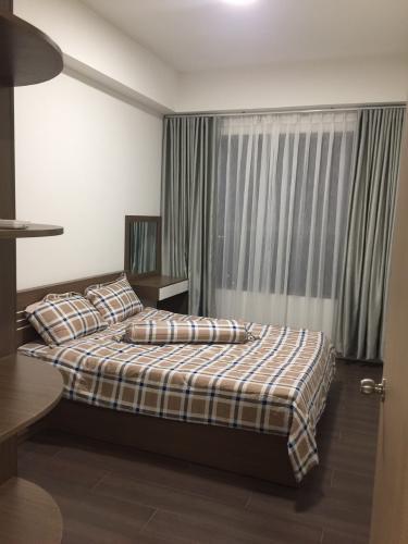 phòng ngủ căn hộ The Sun Avenue Bán căn hộ 2 phòng ngủ The Sun Avenue đầy đủ nội thất.