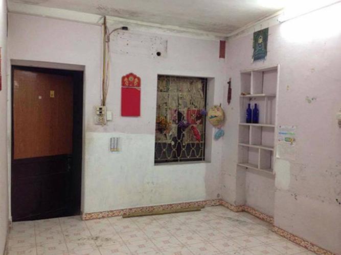 Bán nhà phố hẻm đường Mã Lộ, phường Tân Định, Quận 1, diện tích đất 74.5m2, diện tích sử dụng 202m2.