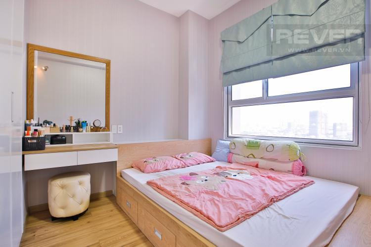 Phòng Ngủ 1 Căn hộ Lexington Residence 2 phòng ngủ tầng trung LD nội thất đầy đủ