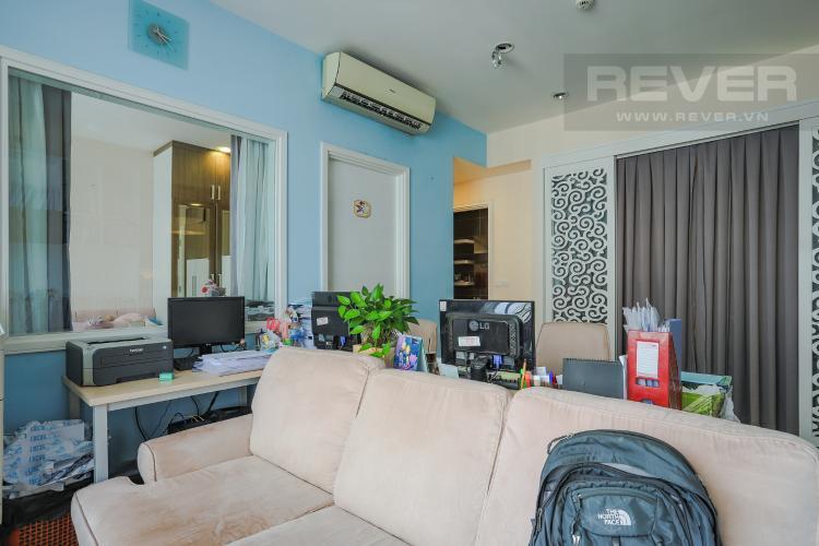 Phòng Khách Căn hộ Sunrise City tầng cao, V6 khu South, 2PN, đầy đủ nội thất