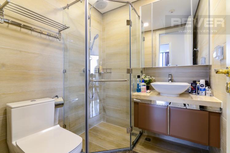 Phòng Tắm 1 Căn hộ Vinhomes Golden River tầng cao, 3 phòng ngủ, nội thất đầy đủ