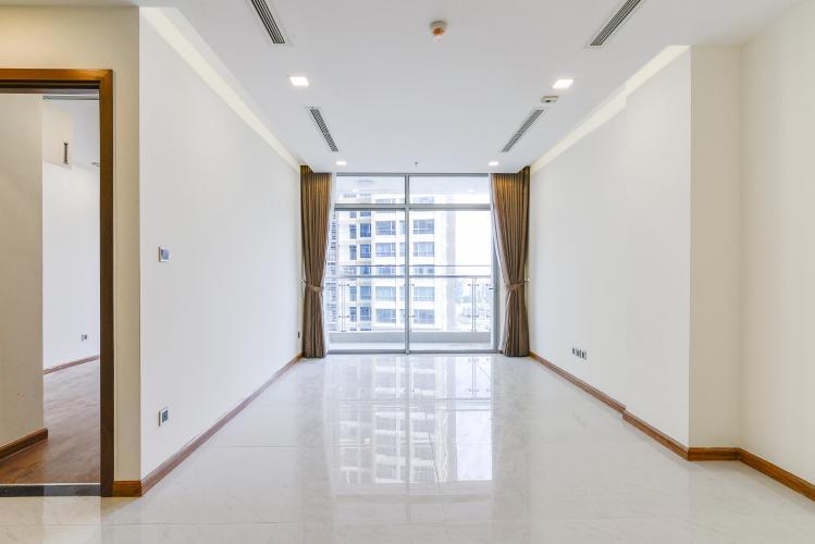 Căn hộ Vinhomes Central Park 2 phòng ngủ, tầng trung P5, view nội khu